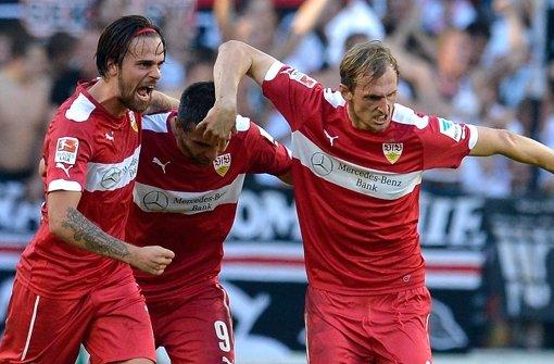 Stuttgarter kämpfen sich zum 3:3