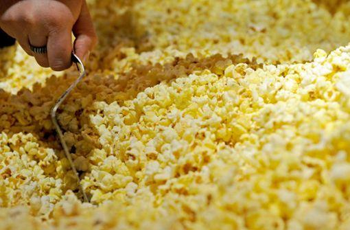 Popcorn zum Überraschungsfilm