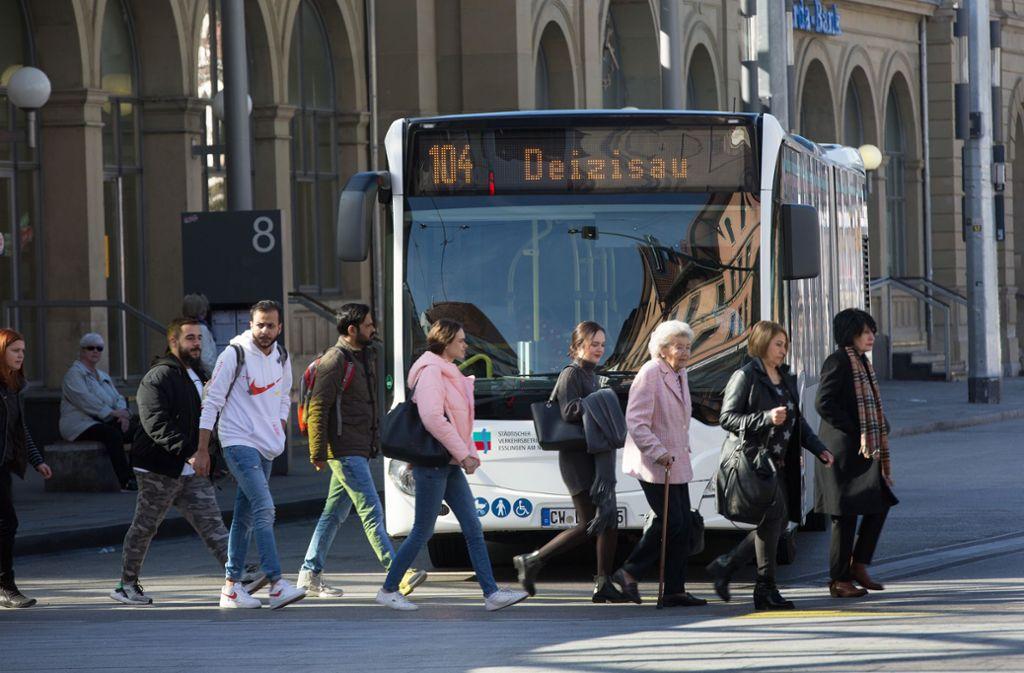 Die Insolvenz des Busunternehmens Rexer beschäftigt jetzt auch die Gewerkschaft. Foto:
