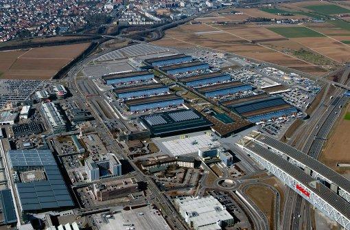 Bahn will ab Frühjahr 2017 am Flughafen bauen