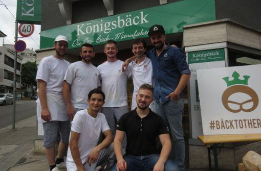 Türkischer Supermarkt muss Back-Manufaktur weichen