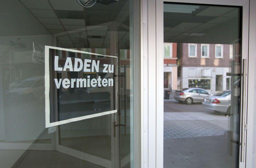 Dieses Schild gehört mittlerweile zum Esslinger Stadtbild. Foto: Christian Hass/Archiv