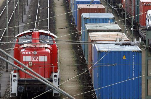 31-Jähriger von Güterzug erfasst