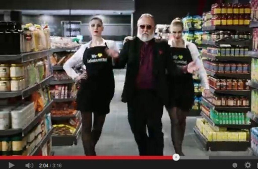 Kult-Werbespot: Wer ist der Edeka-Opa?