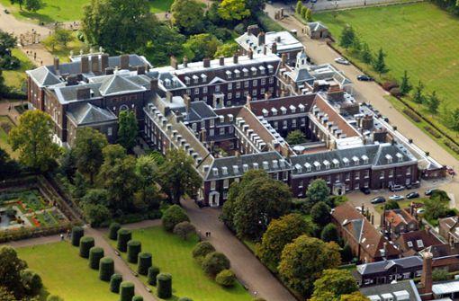In diesen Palästen wohnen die britischen Royals