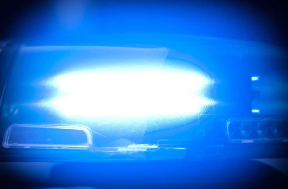 Polizeieinsatz in Ellwangen (Symbolbild) Foto: imago images/teamwork/Achim Duwentäster