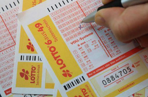 Stuttgarterin gewinnt 100.000 Euro in der Lotterie