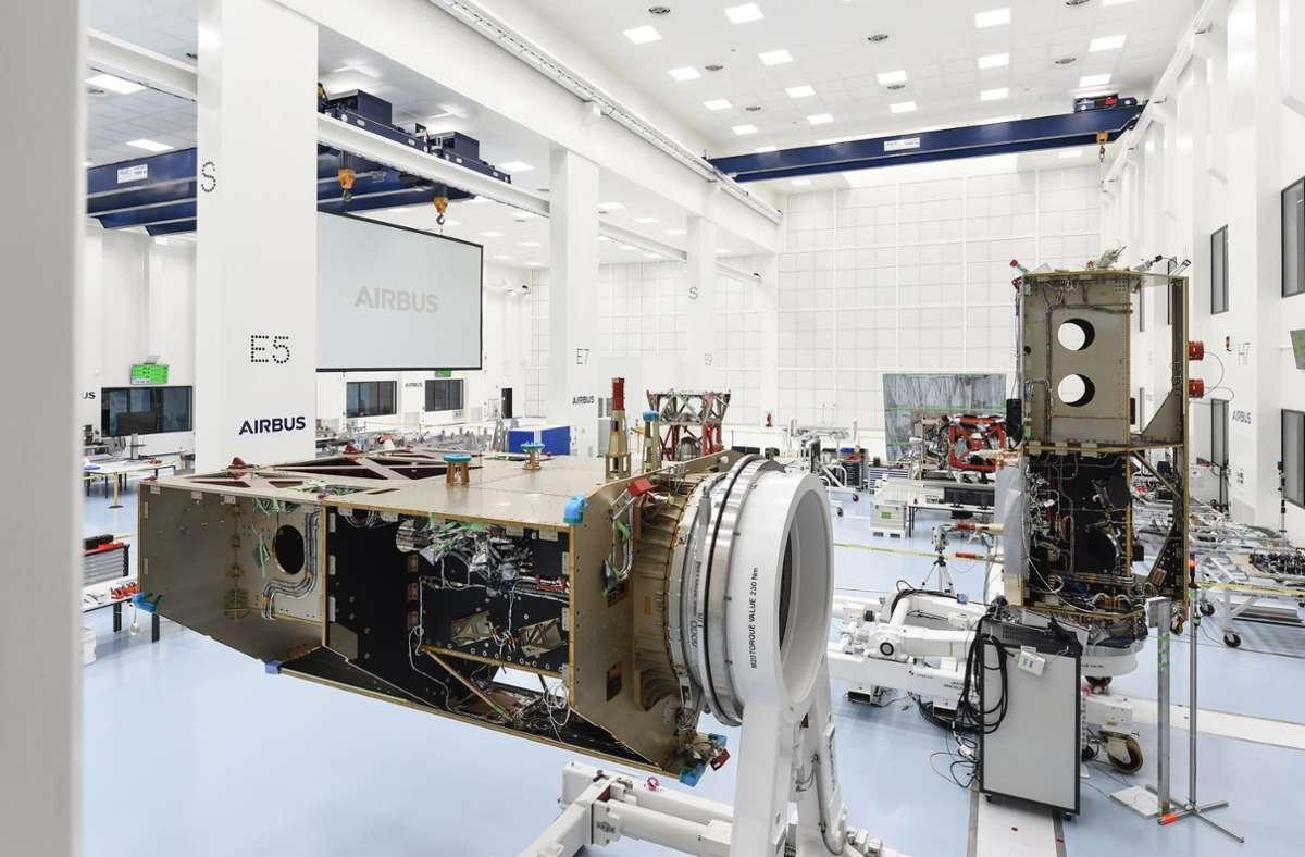 Die Raumfahrtbranche in Baden-Württemberg wird unterschätzt. Foto: dpa/Felix Kästle