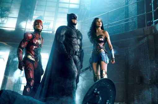 Auch im Neuschnitt bleiben die Superhelden entrückt