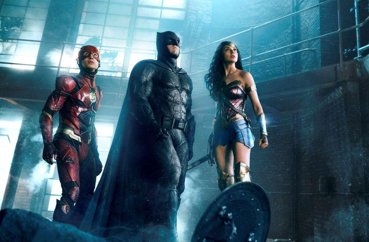 Justice League Filmstart