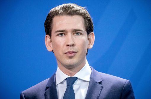 Österreichs Kanzler muss sich Misstrauensvotum stellen