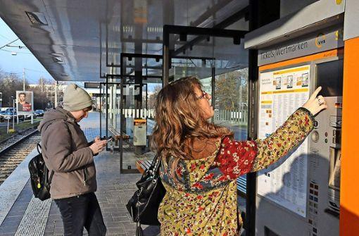 Der weite Weg zum nächsten Ticketautomaten