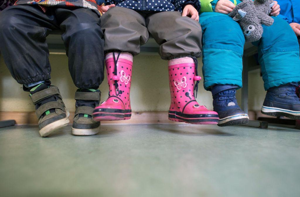 Der Besuch einer Stuttgarter Kita könnte bald für Tausende Kinder teurer werden. Foto: dpa-Zentralbild