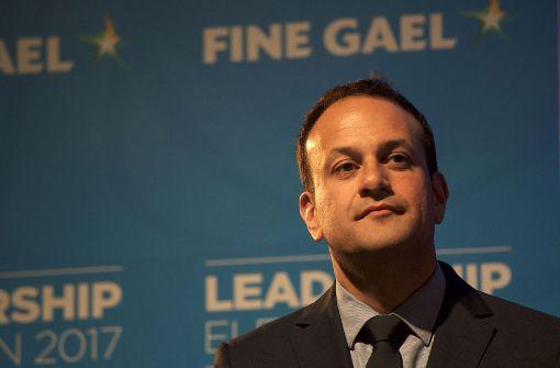 Leo Varadkar soll neuer Ministerpräsident von Irland werden