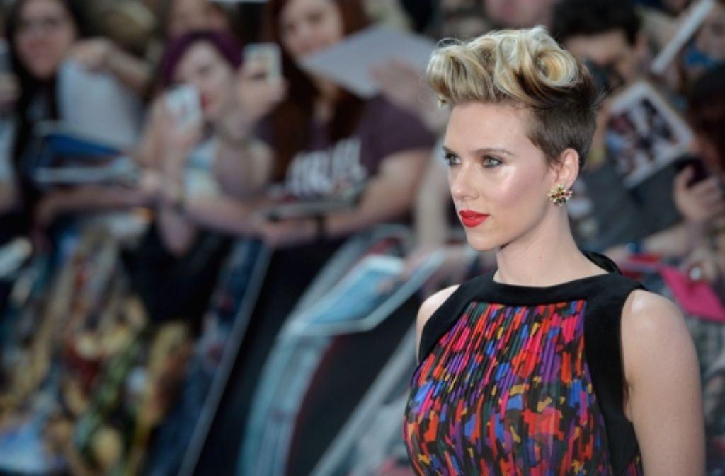 Stars wie Scarlett Johansson haben die Fans bei der Europa-Premiere von Avengers: Age of Ultron in London begeistert. Foto: Getty Images Europe