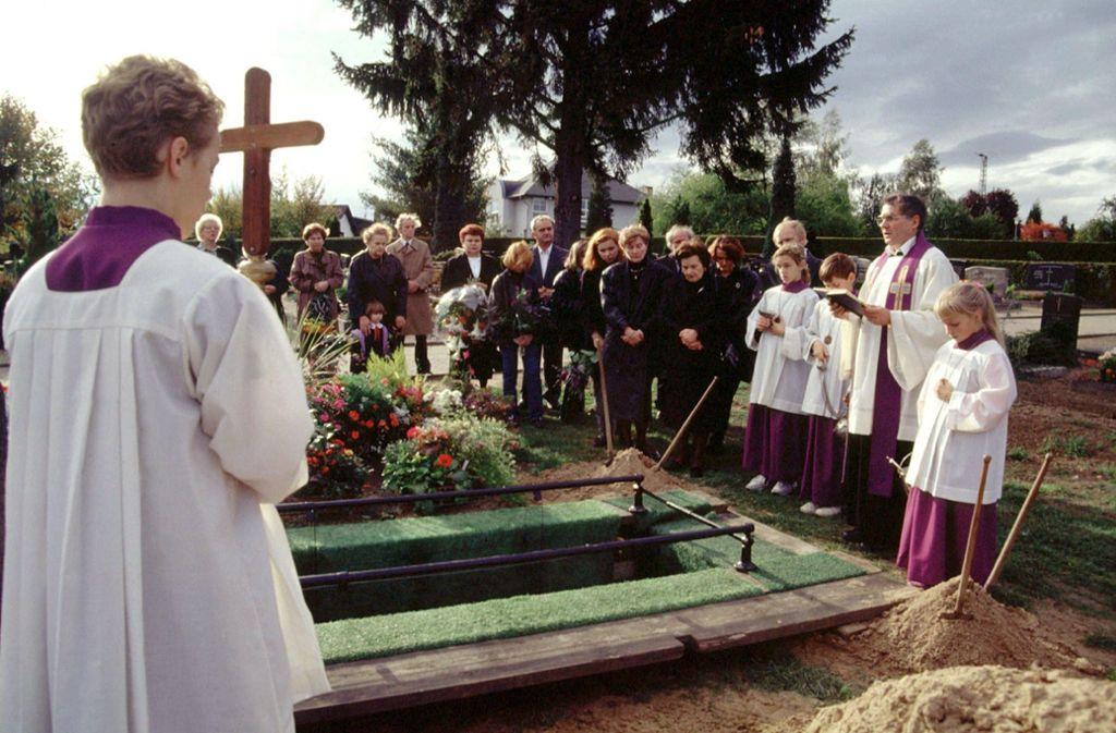 Beerdigungen Corona Bw