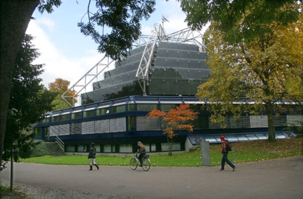 Wenn es nach dem Oberbürgermeister geht, dann wird das alte Planetarium im Jahr 2015 in einen Neubau nach Bad Cannstatt umziehen. Foto: Zweygarth