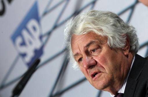 SAP-Mitbegründer Hasso Plattner verschenkt Milliarden
