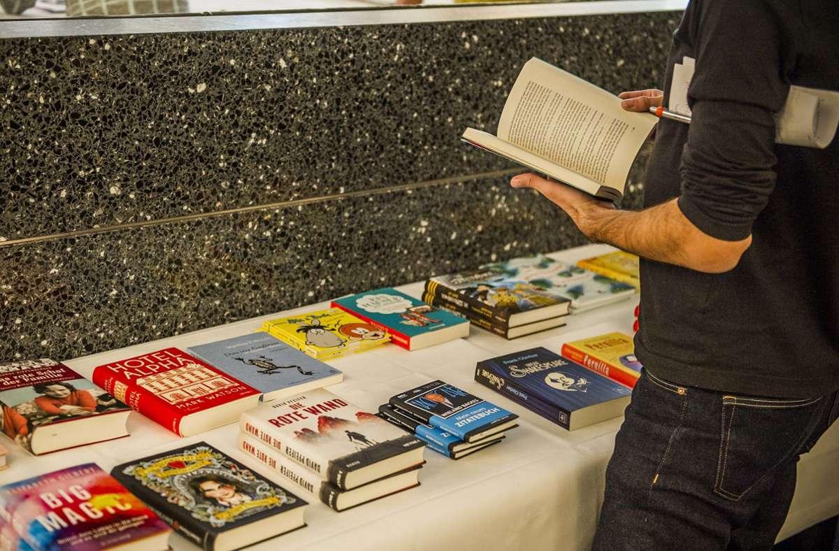 Schmökern und Stöbern bei den Stuttgarter Buchwochen wird es ist in diesem Jahr wohl nicht geben. Foto: Lichtgut/Max Kovalenko