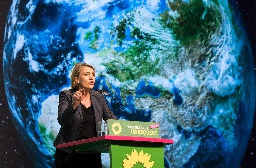 Grünen-Chefin greift Daimler-Chef Zetsche an
