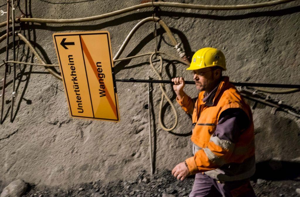 In Wangen und Untertürkheim sind die Auswirkungen des S-21-Tunnelbaus deutlich zu spüren. Foto: Lichtgut/Max Kovalenko