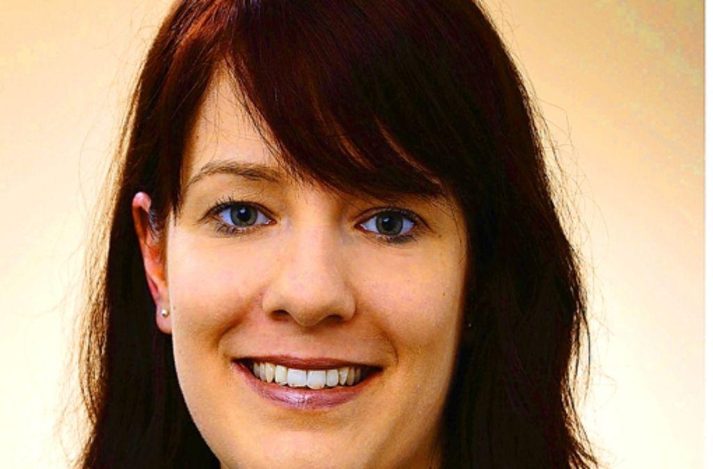Anne Kathrin Müller wird Integrationsbeauftragte in Ludwigsburg Foto: privat