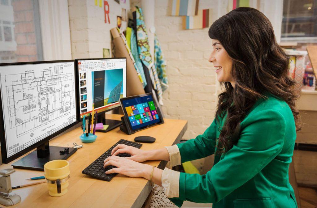 Der Zusammenschluss von Unitymedia und Vodafone beschert nicht zuletzt der  Telekom einen starken Wettbewerber bei allen Telekommunikationsdienstleistungen. Foto: Microsoft