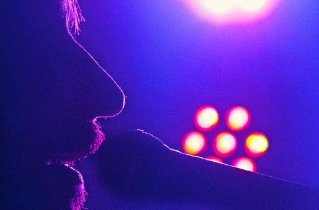 Party zwischen Mikrofon und Diskokugel. Foto: factum/Granville