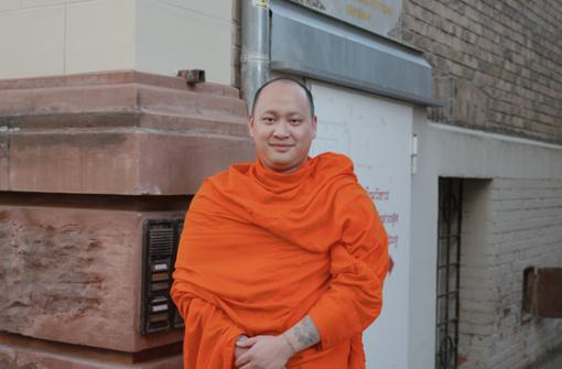 Der buddhistische Mönch