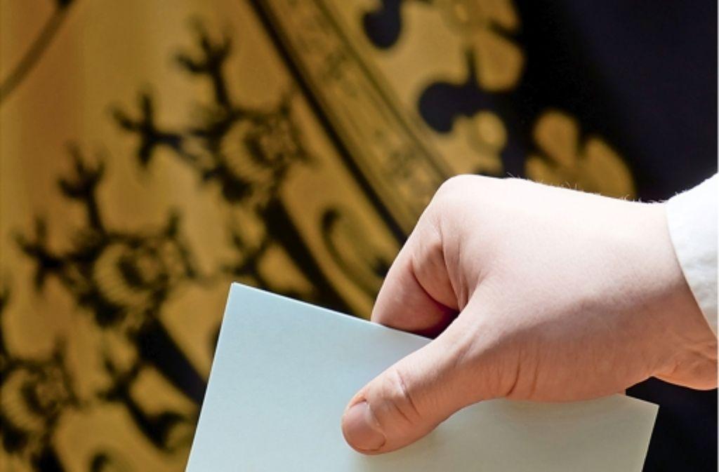 Lange haben die Verhandlungen gedauert. Nun stimmte der baden-württembergische Landtag dafür, die Hürden für Volksabstimmungen deutlich zu senken. Foto: 29801699