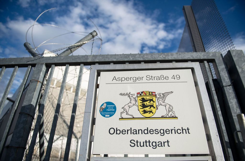 Das Oberlandesgericht Stuttgart soll einen neuen Staatsschutzsenat mit sechs Richtern erhalten. Foto: dpa