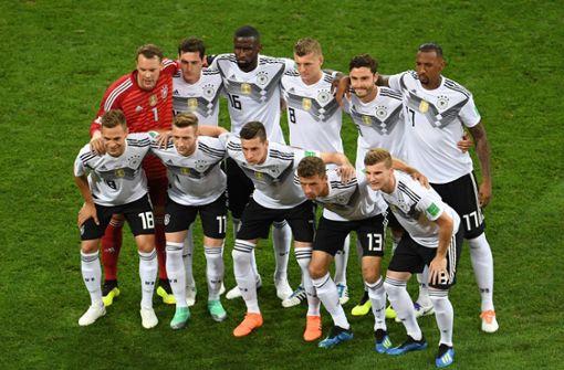 Wer hat gegen Schweden überzeugt? Bewerten Sie die DFB-Spieler