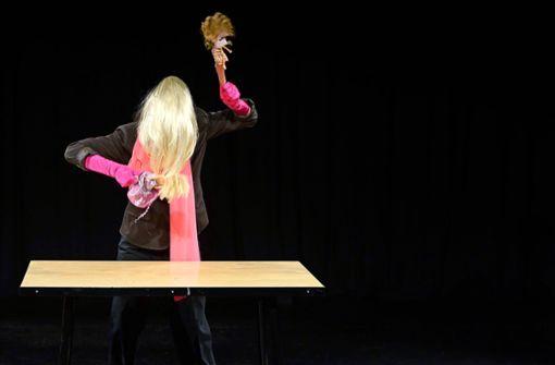 Ein feministischer Blick auf die  Barbiepuppe