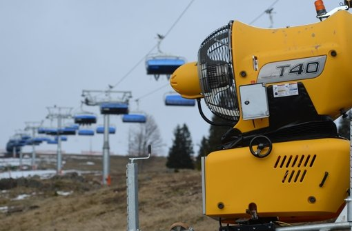 Zuviel Naturschutz könnte den Skitourismus gefährden, heißt es am Feldberg. Foto: dpa