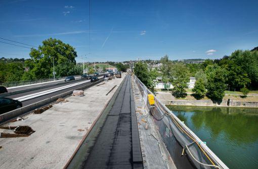 Die Neckarbrücken – lieb und ziemlich teuer
