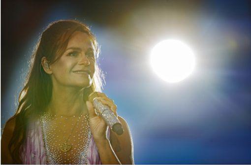 Sängerin gönnt sich einen Schnaps vor jedem Konzert