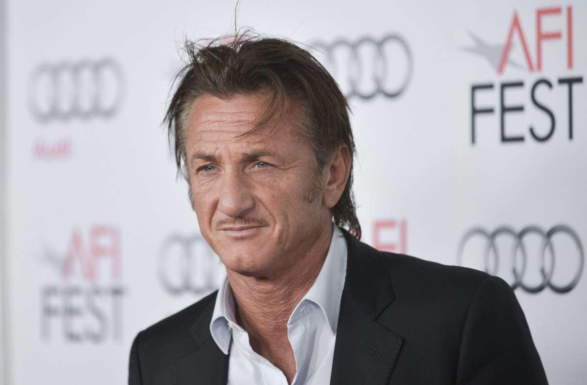 Sean Penn hat die 28-jährige Schauspielerin Leila George geheiratet. (Archivbild) Foto: AP/Richard Shotwell