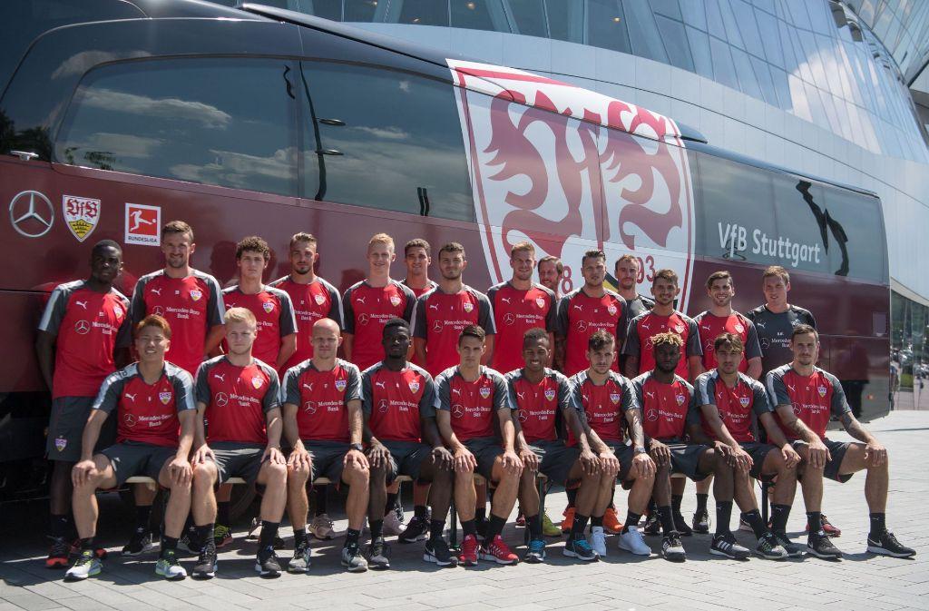 Welcher VfB-Spieler darf von Beginn an gegen Cottbus ran? Klicken Sie sich durch unsere Fotostrecke. Foto: dpa