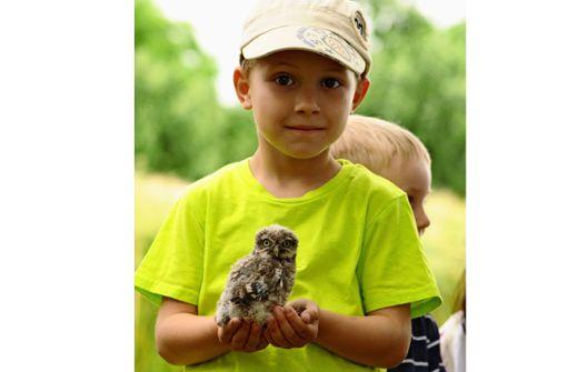 Umweltschutz wird in  Familien getragen