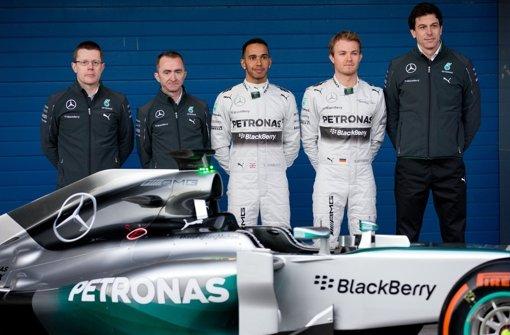 Mercedes-Motorsportchef Wolff droht mit Entlassung