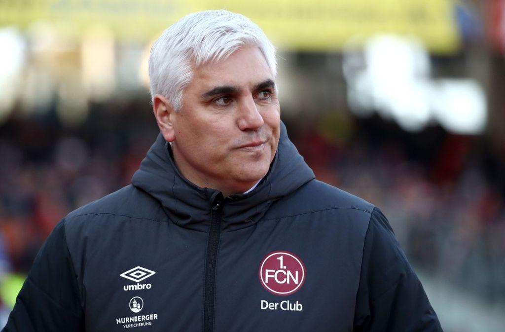 Andreas Bornemann ist nicht mehr Sportdirektor des 1. FC Nürnberg. Foto: dpa
