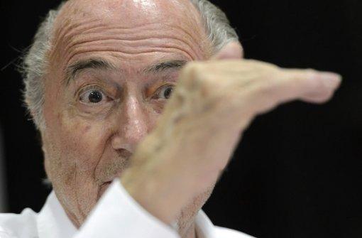 Mit Anklage gegen Blatter wird gerechnet
