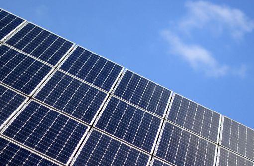 Landratsamt behält Photovoltaik  im Blick