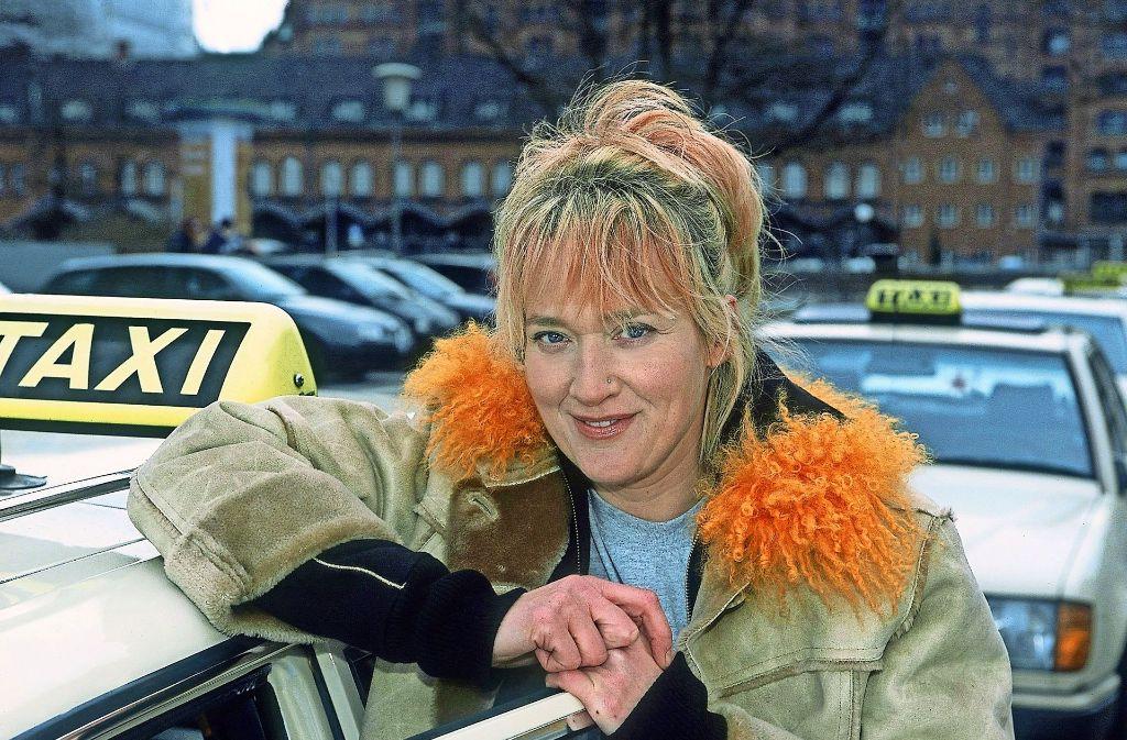 Ein Bild aus alten Tagen: Gaby Köster 2004, vor dem Schlaganfall. Ihre Geschichte wurde nun verfilmt. Foto: RTL