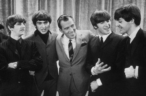 Die Beatles erobern die USA