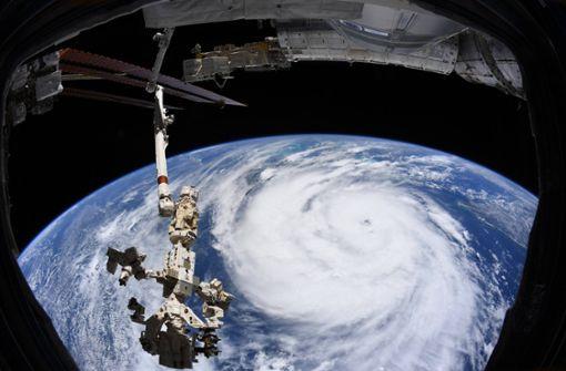 Erstes Lied ertönt auf der Raumstation ISS