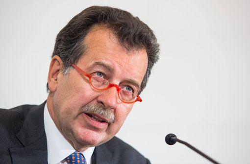 Hans-Jörg Vetter zum Aufsichtsratsratschef gewählt