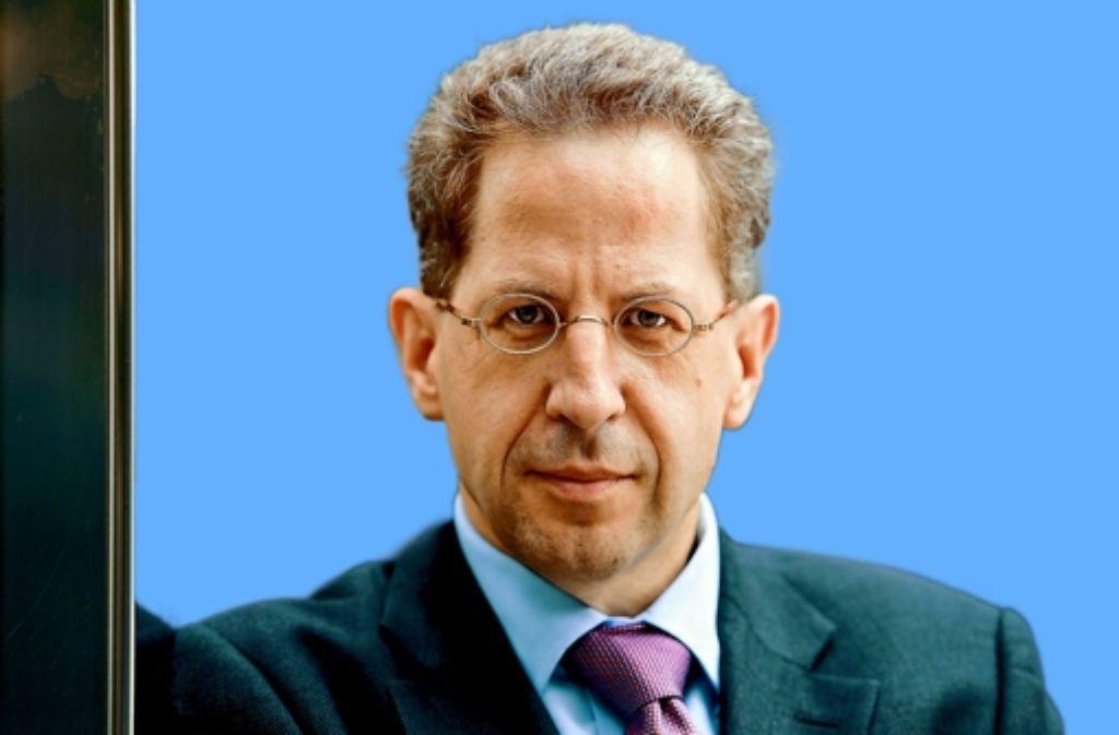 Hans-Georg Maaßen wird Anfang August neuer Chef des Bundesamtes für Verfassungsschutz. Foto: dapd