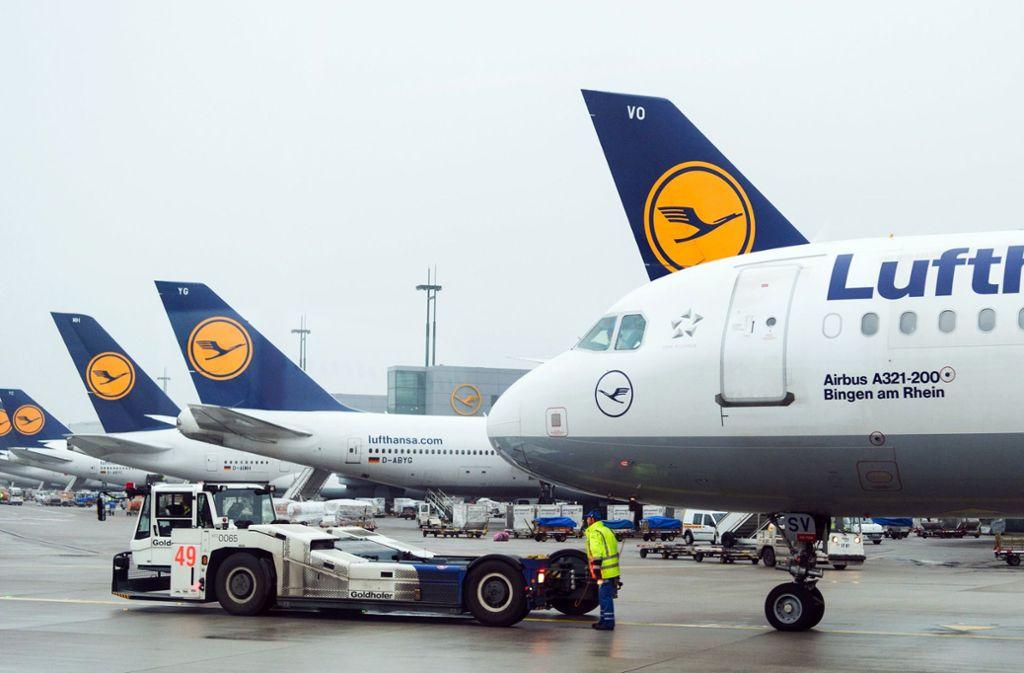 Verspätungen Flughafen Frankfurt