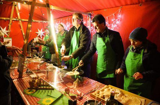 Weihnachtsmarkt findet statt